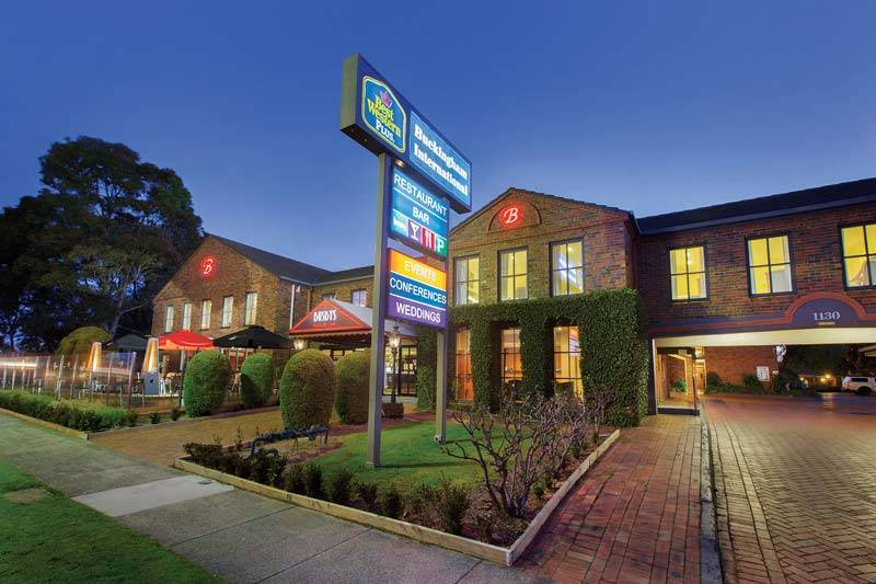 Best Western Buckingham International