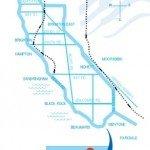 Bayside area map
