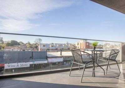 Hampton Hub Balcony